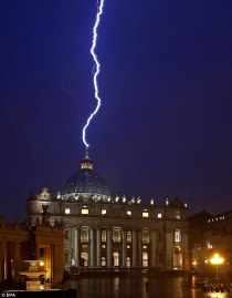 Pope's Decision A Lightening Rod For Controvesy?